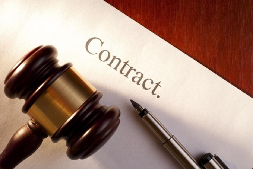 Afbeelding Contract